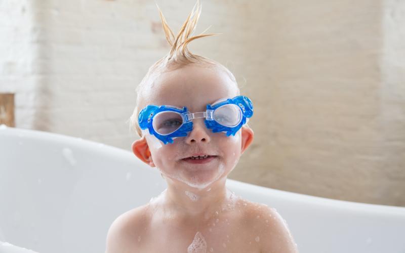 Bath Time Blog Hero