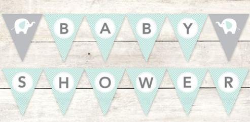 Baby Shower Banner1