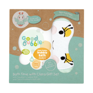 Bath Time With Clara Gift Set