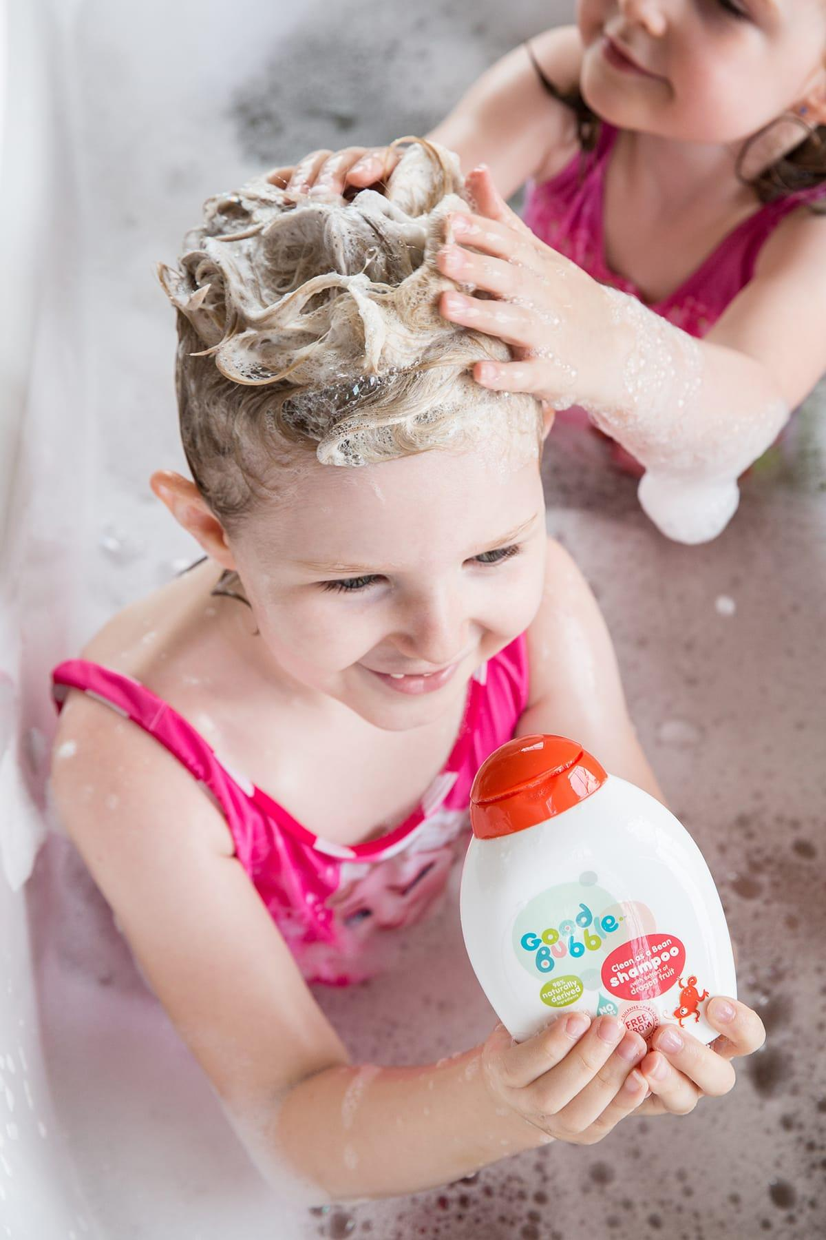 Clean As A Bean Shampoo With Dragon Fruit Extract Lifestyle