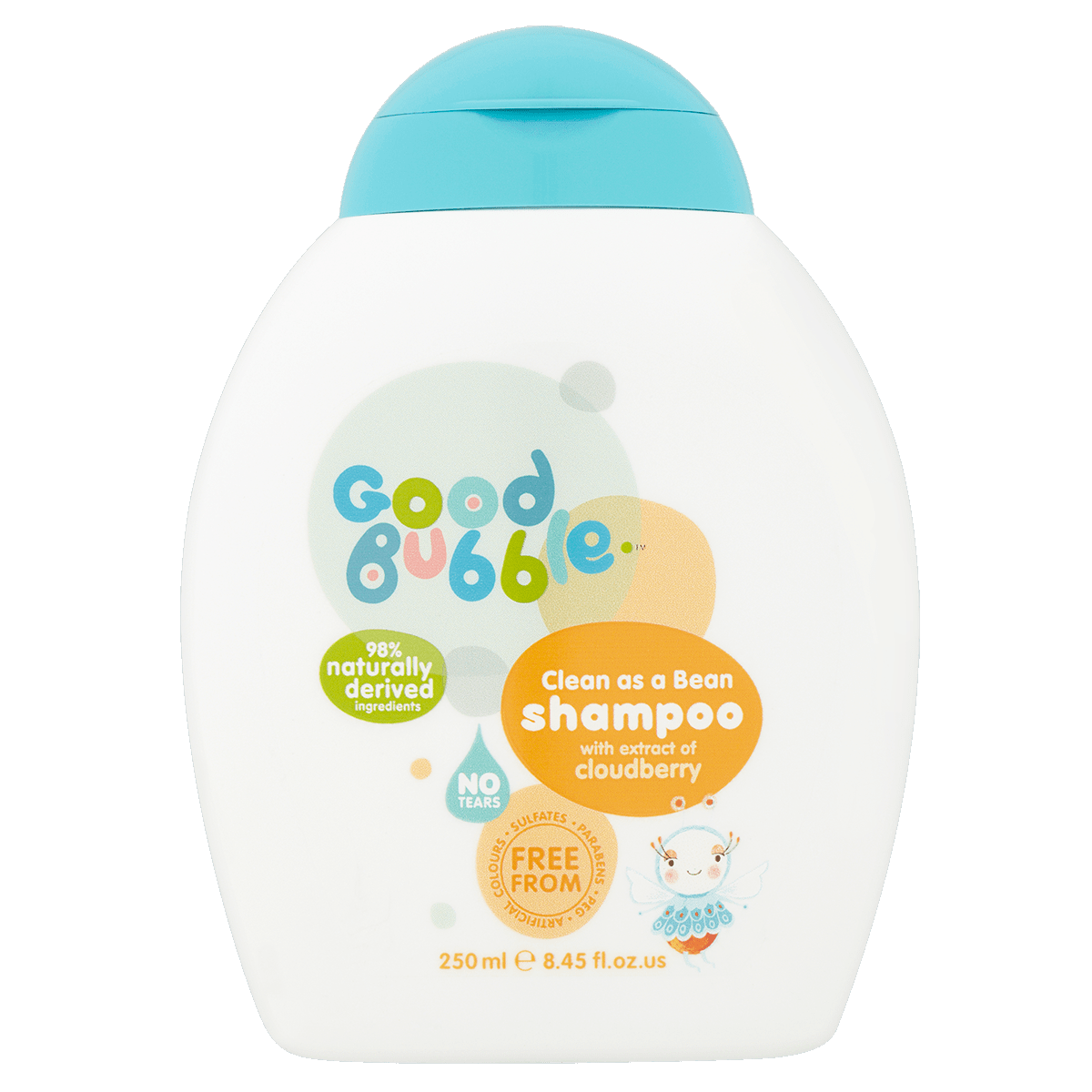 Clean As A Bean Shampoo With Cloudberry Extract
