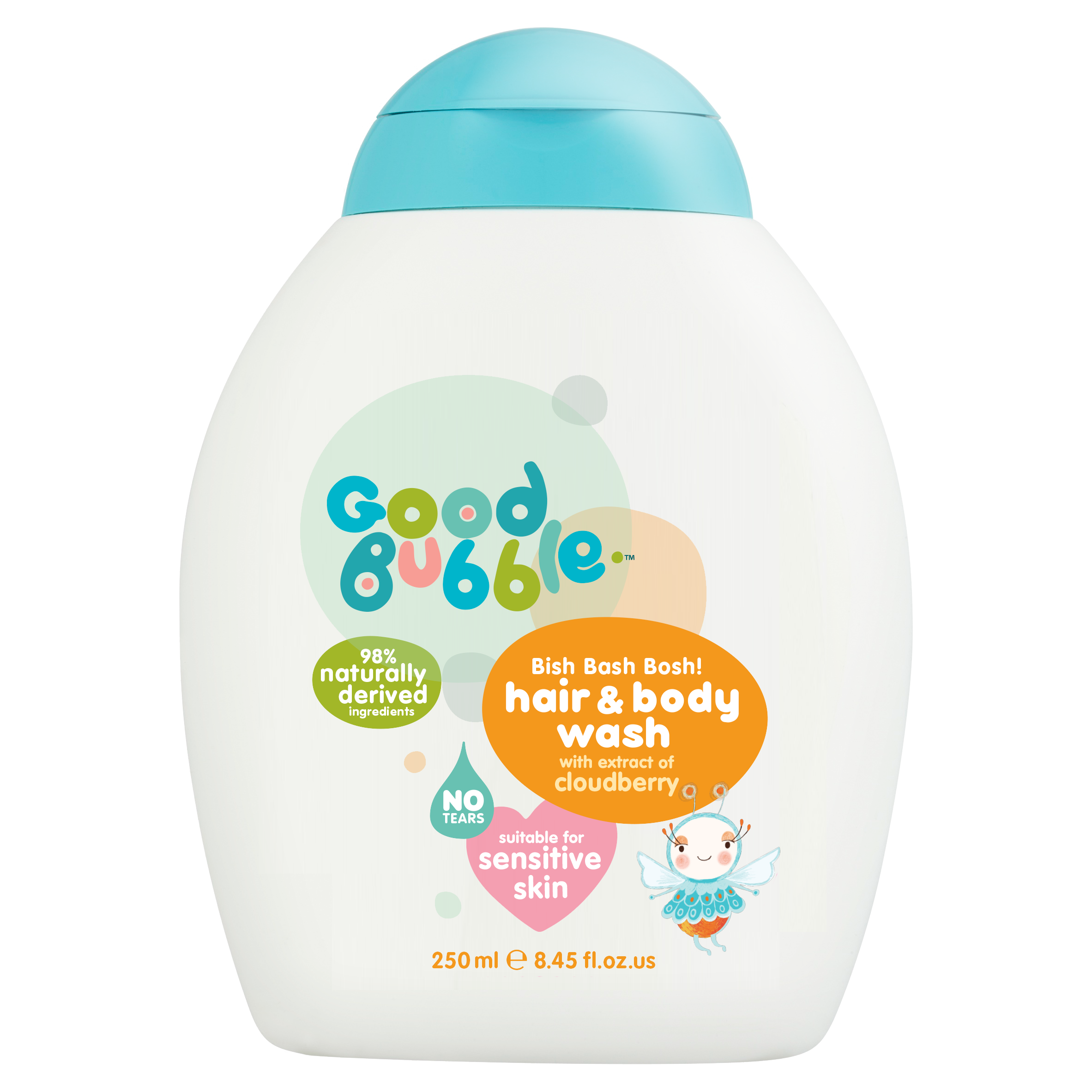 Gb13 Cb250Ml Hair Body Wash