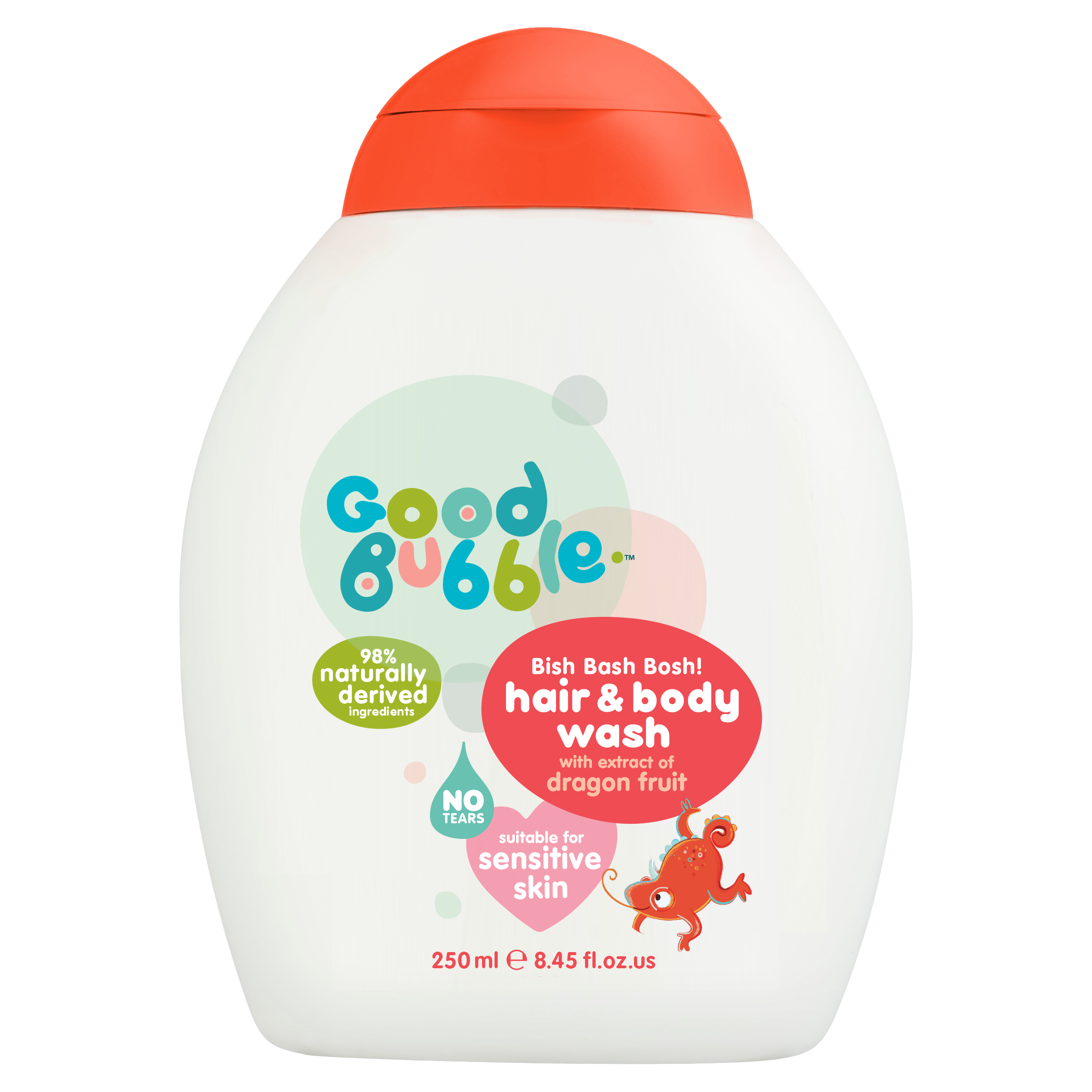 Gb13 Df250Ml Hair Body Wash