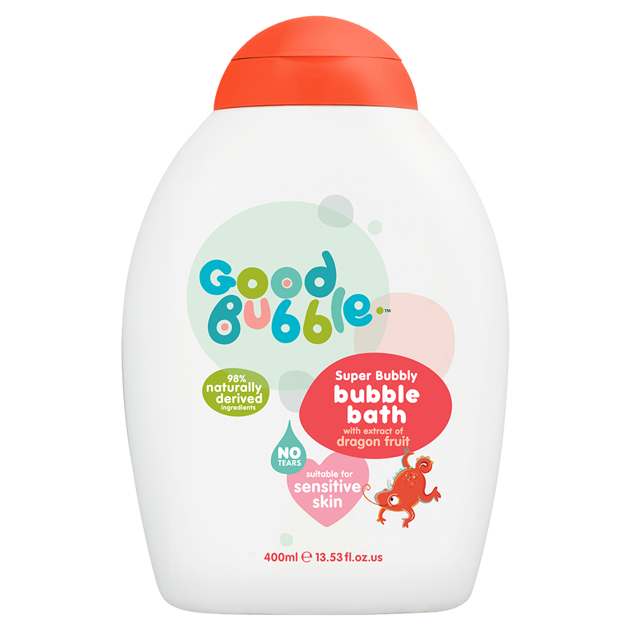 GB13 DF 400ml Bubble Bath