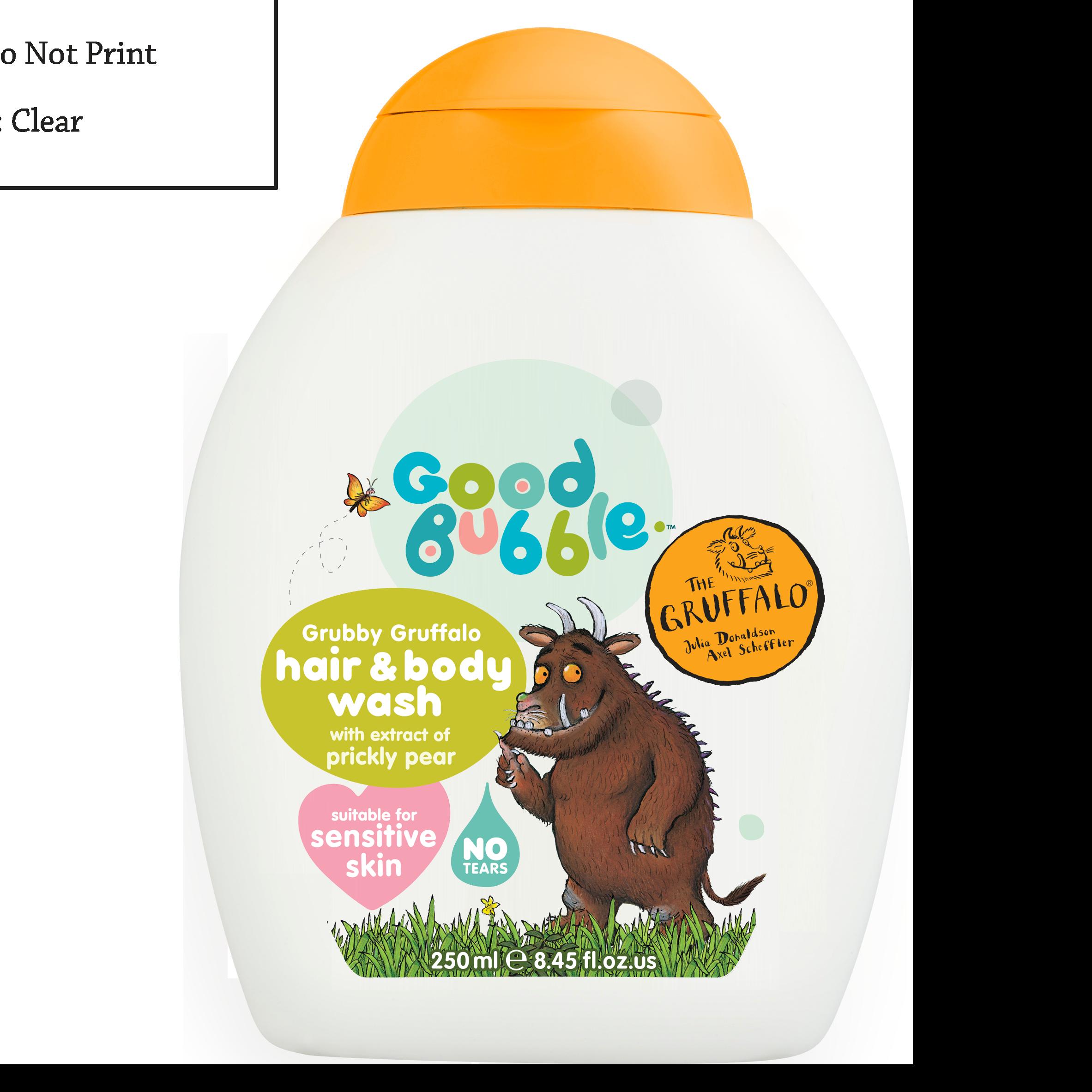 Gb13 Pp250Ml Hair Body Wash
