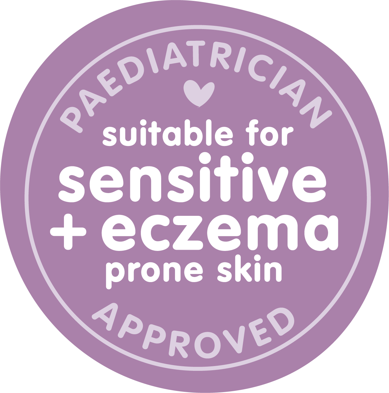 Paediatrician Approved Roundel